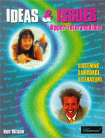 Ideas and Issues, originally published by Chancerel, now part of the Klett group: www.klett-gruppe.de: book of really nice authentic reading and listening texts, all of which are on the CD