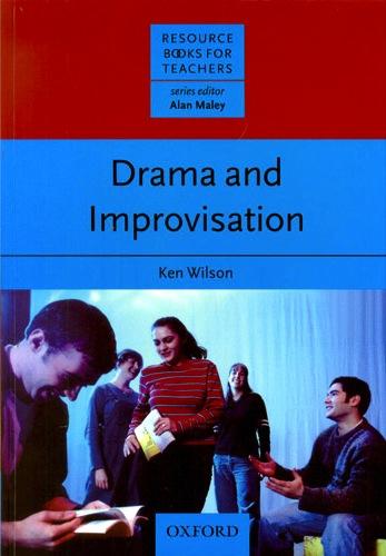 Drama & Improv cover